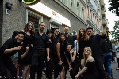 aftershow party at Tanabata festival in 800A Berlin